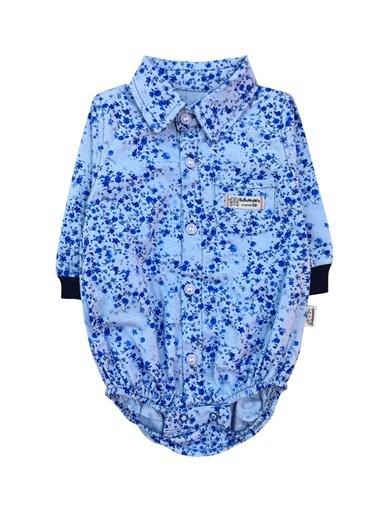 By Leyal For Kids Gömlek Mavi